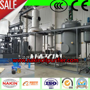 Jzc Vacuum Waste Oil Distillation/Engine Oil Recycling Machine pictures & photos
