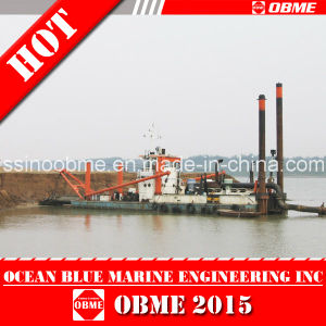 23 Inch Hydraulic Dredge with 1000 Pipes (OBMECSD-150)