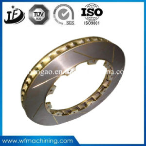 OEM CNC Machining Steel Supply Truck Spare Parts Brake Disc pictures & photos