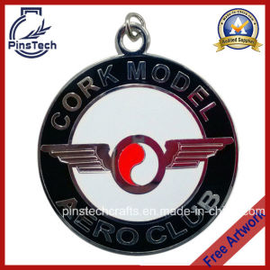 Hard Enamel Medal, High Quality Custom Die Cast Medallion pictures & photos