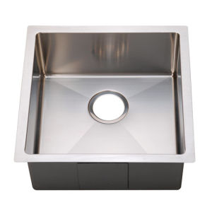 Handmade Stainless Steel Sink-Hm1717r