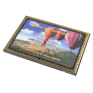 3D Printing Video Greeting Card
