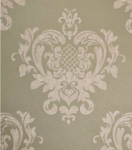 Fashion Wallpaper for Decoration Material (550g/sqm) L101 pictures & photos