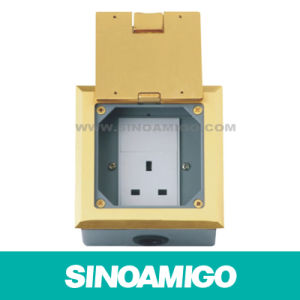 Open Type Hinged Floor Outlet Boxes (SOP-120B) pictures & photos