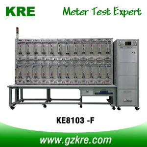 Class 0.05 24 Position Single Phase Energy Meter Test Bench for 1P3W Meter pictures & photos