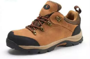Top Quality Sports Design Rubber Outsole Safety Shoes pictures & photos
