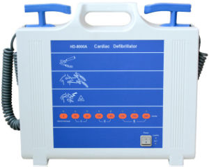 Biphasic Defibrillator (MCS-HD-8000A) pictures & photos