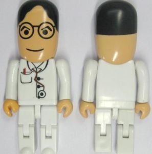 Doctor Nurse Custom USB Pen Drive People USB Driver pictures & photos