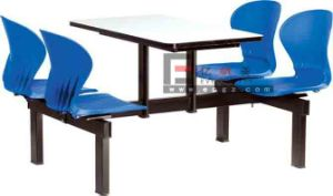 School Wooden Dining Table, Dining Table for School Canteen pictures & photos