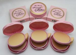 New Arrival Too Faced Primed & Poreless Pressed Powder with 3 Colors Concealer pictures & photos