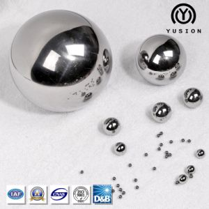 "127mm 5"" G400 AISI 52100 Chrome Steel Ball pictures & photos"