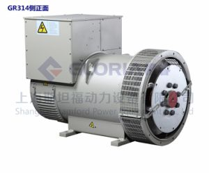 280kw/350kVA Gr314 Stamford Type Brushless Alternator for Generator Sets pictures & photos
