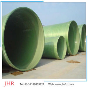 Factory Price FRP Pipe Fiberglass Reinforced Plastic Water Pipe pictures & photos