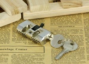 Wood Door Lock, Zinc Cylinder Lock, Door Cylinder Lock, Al-3220# pictures & photos