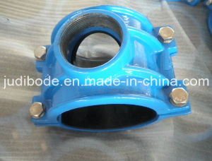 Ductile Iron Pipe Fitting-Saddle pictures & photos