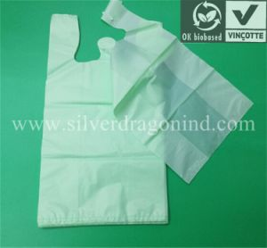 Bio-Based Biodegradable Bag, Compostable Eco-Friendly Poly Bag pictures & photos