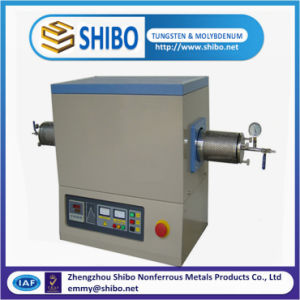 Vacuum Tube Furnace with Automatic Program Control pictures & photos
