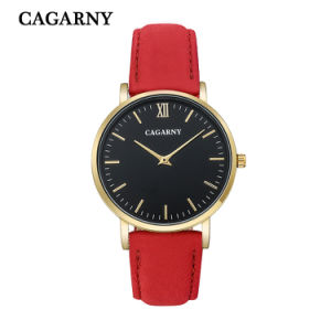 6855 Fashion Wristwatch Gold Silver Black Case Available pictures & photos
