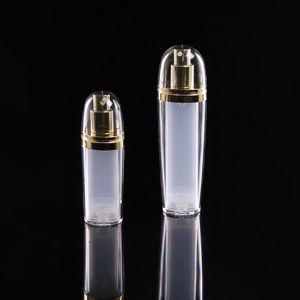 Cosmetic Jar and Plastic Bottle Plastic Perfume Bottle (NST40-2) pictures & photos