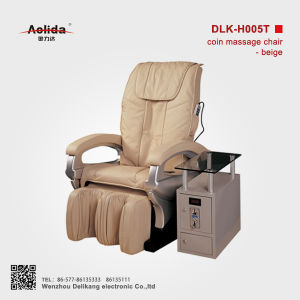 Vending Massage Chair, Coin-Operated Massage Chair DLK-H005T