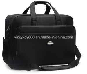 Business Travel Briefcase Portfolio Laptop Computer Notebook Bag Handbag (CY6601) pictures & photos