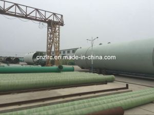 Water Treatment Plant Used FRP Pipe pictures & photos