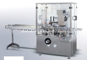 Blister Card Cartoning Machine (DZ-120B) pictures & photos