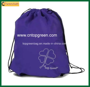 Cheap 80GSM Non Woven Drawstring Bag Travel Backpack (TP-BP001) pictures & photos