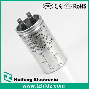 Cbb65 Capacitor AC Metallized Polypropylene Capacitor 250VAC 45UF pictures & photos