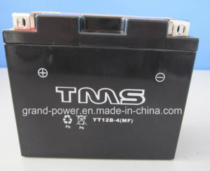 Yt12b-4 Motorcycle Battery