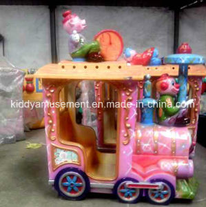 Amusement Park Equipment Electric Toy Car Kiddie Amusement Train Rides pictures & photos