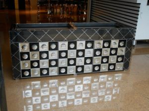 Fish Tank Cabinet / Stainless Steel Fish Tank Holder (YGG-001)