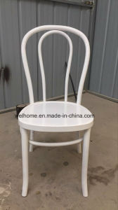 Bentwood Dining Chair, Thonet Chair, White Restaurant Chair pictures & photos