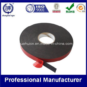Red Black Foam Tape with High Adhesion Competitive Price pictures & photos