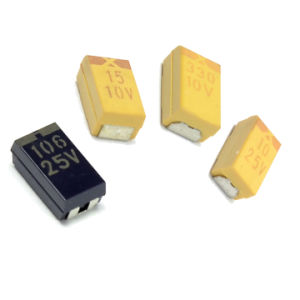 C Case (6032) SMD Tantalum Capacitor pictures & photos