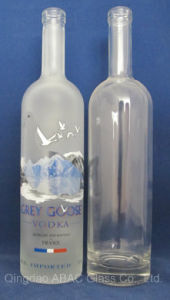 Grey Goose Glass Bottle pictures & photos