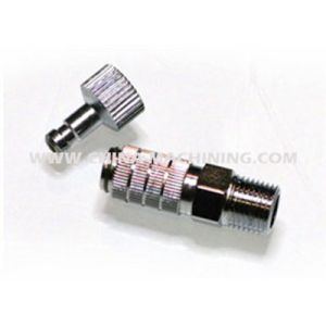 Optical Stainless Steel Connectors