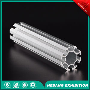 Aluminum Exhibition Booth Profile Big Hole 8 Way Aluminum Column pictures & photos