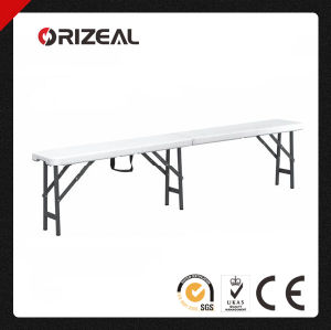 Orizeal 6ft Plastic Folding Bench Oz-C2006 pictures & photos