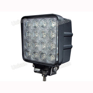 "Unisun Square 10-30V 48W 5"" LED Work Light pictures & photos"