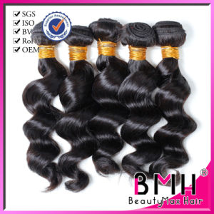 Cambodian Virgin Remy Hair Weft Loose Wave Sexy Style