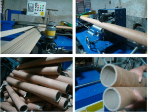 High Speed Auto Paper Core Making Machine pictures & photos