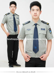 Custom Security Shirt Uniforms, Police Clothes (LA-B039) pictures & photos
