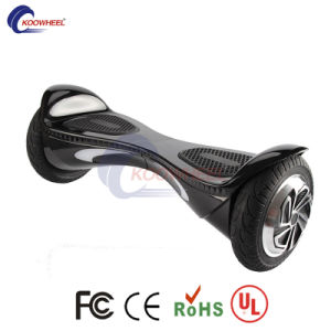 8 Inch Electric Free Hands Scooter E-Scooter with Bluetooth Speaker pictures & photos