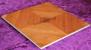 Maple Wooden Parquet Wood Flooring pictures & photos