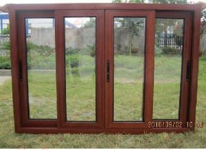 High Quality Plastic Slidng Window (BHP-SW08) pictures & photos