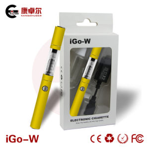New Electronic Cigarette EGO-W Blister for E Smoking