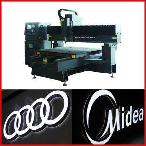 China CNC Router Acrylic Engraver for Advertising pictures & photos