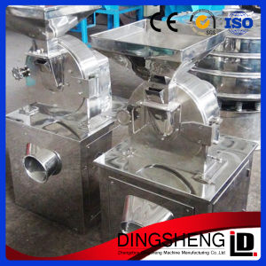 Industrial Use Dry Herbs Leaf Grinding Machine pictures & photos