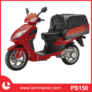 EEC 150cc Pizza Motorcycle Scooter pictures & photos